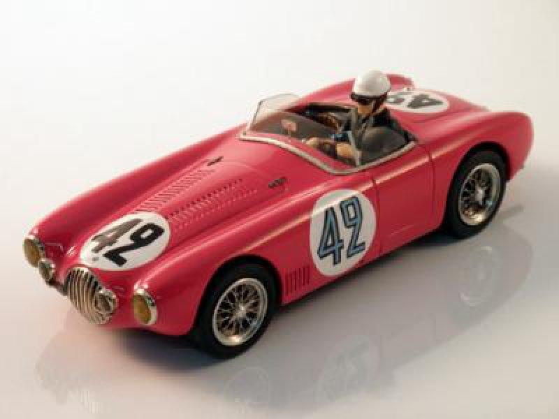 OSCA MT4 #42 Le Mans 54
