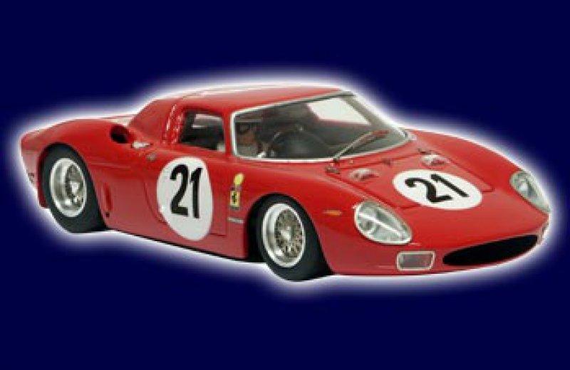 """250 LM """"NART"""" Le Mans 24hrs. 1965 winner"""
