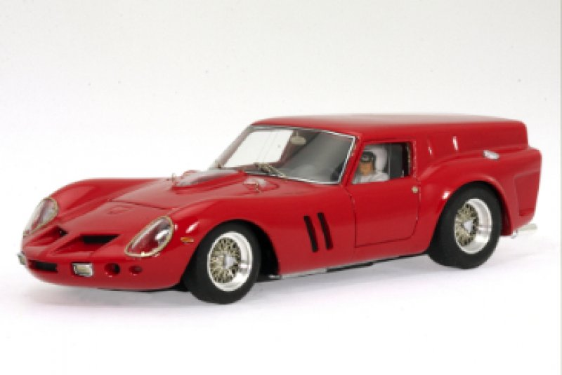250 GT Breadvan Road Car