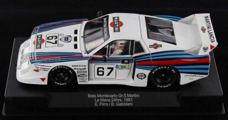 Lancia Beta Montecarlo Gr.5 Martini #67