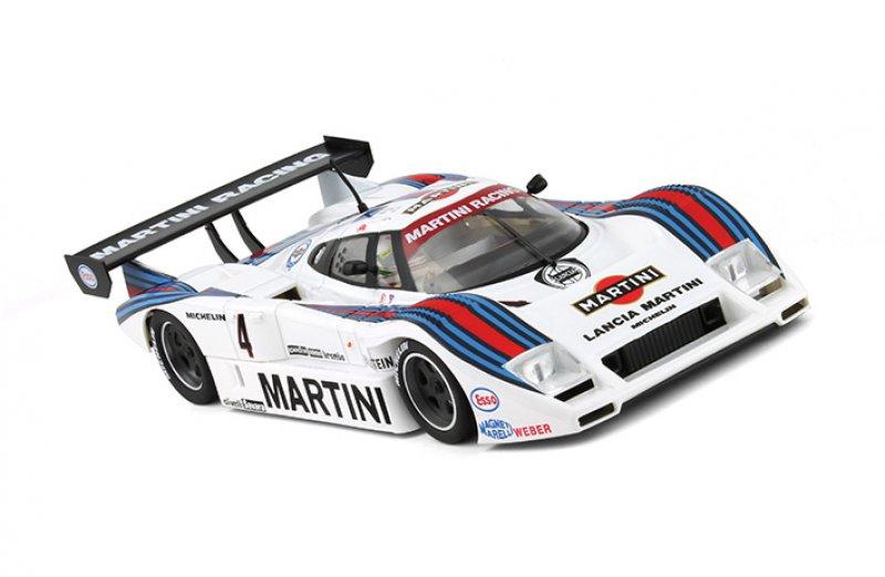 Lancia LC2 #4 2nd 360 Km Monza 1986