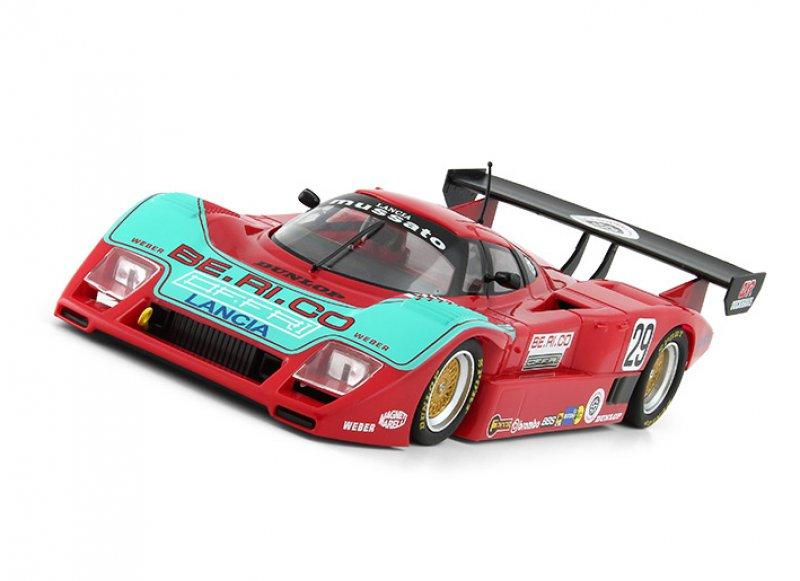 Lancia LC2 #29 WSC Nürburgring 1989