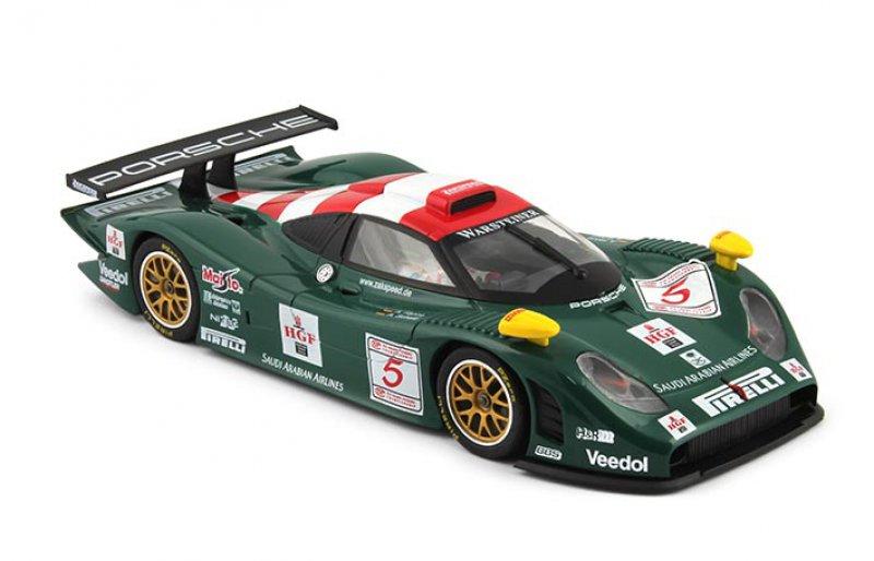 Porsche 911 GT1 EVO 98 #5  FIA GT Donington Park 1998