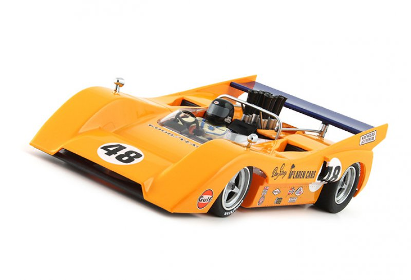 McLaren M8D #48 1st Can-Am Mosport 1970