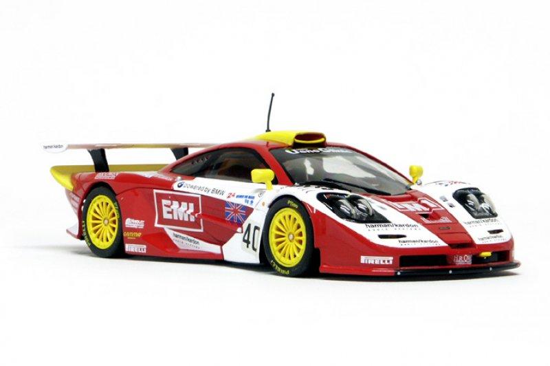 McLaren F1 GT-R - n.40 24h Le Mans 1998