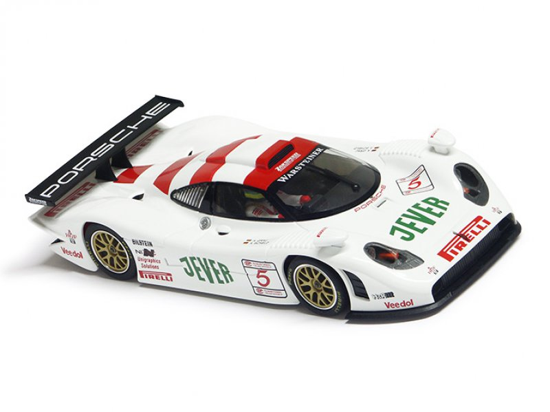 Porsche 911 GT1 EVO 98 #5 FIA GT Oschersleben 1998