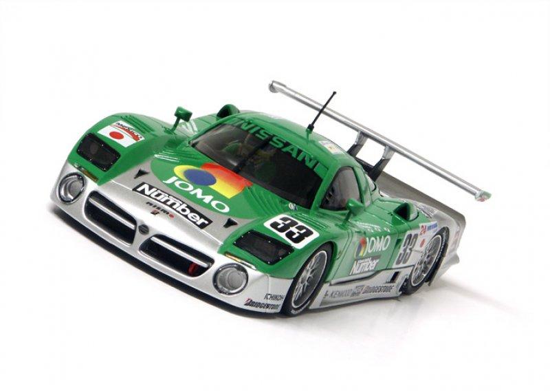Nissan R390 GT1 - n.33 24h Le Mans 1998