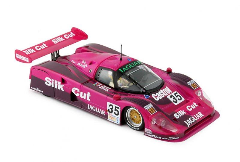 Jaguar XJR12 - n. 35  2nd 24h Le Mans 1991