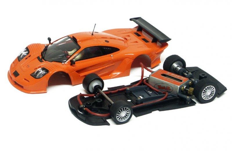 BMW-McLaren F1 GTR Racing Anglewinder EVO 6