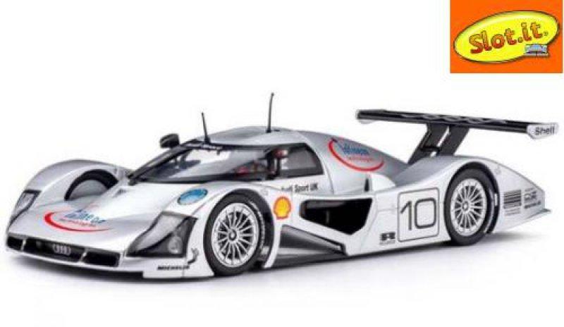 Audi R8C Reloaded Racing Anglewinder EVO 6