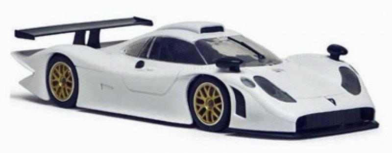 Porsche 911 GT1 White Kit