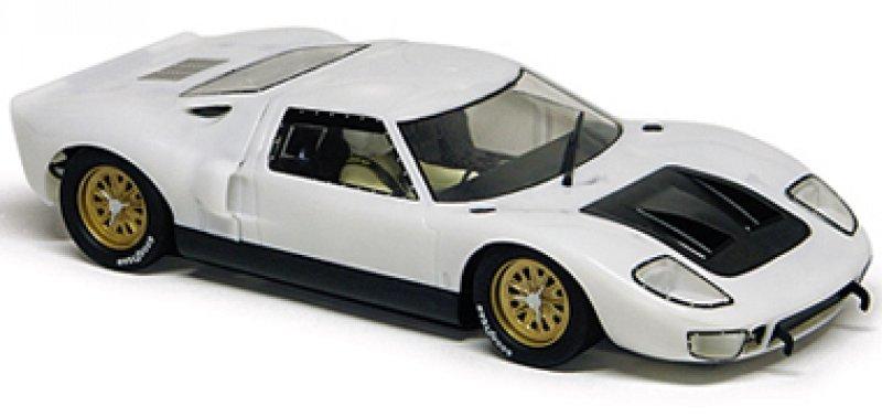 Ford GT40 White Kit