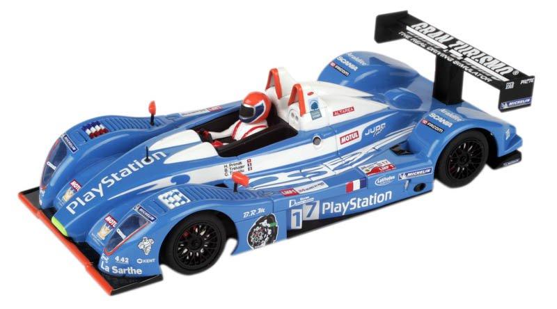 Pescarolo Le Mans 2007 - No.17 von Avant