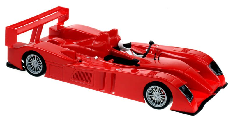 LMP10 racing red edition