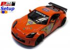 """Nissan 350Z Challenge """"Merzario"""" #205"""