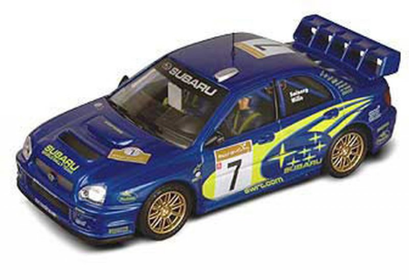 "Subaru WRC ""Turkey 2003"" von NINCO"