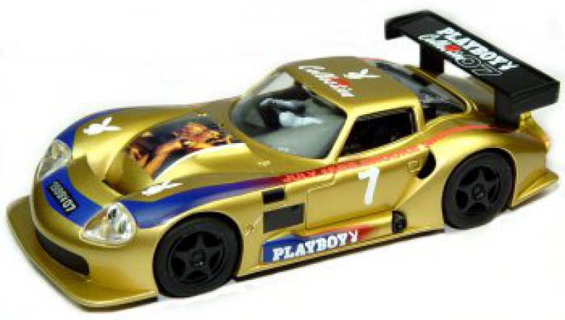 Marcos LM600 Playboy Edition.