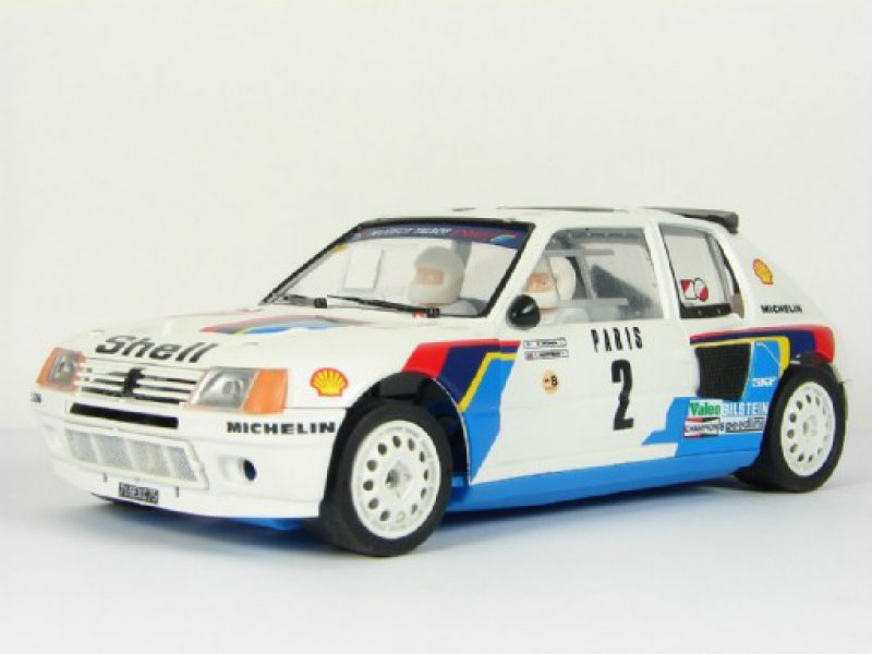 Peugeot 205 T16 Evo1 Montecarlo '85 Chrono Edition