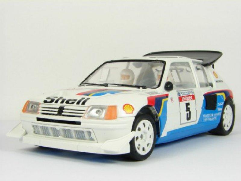 Peugeot 205 T16 Evo 2 Tour de Corse '86 Chrono Edition