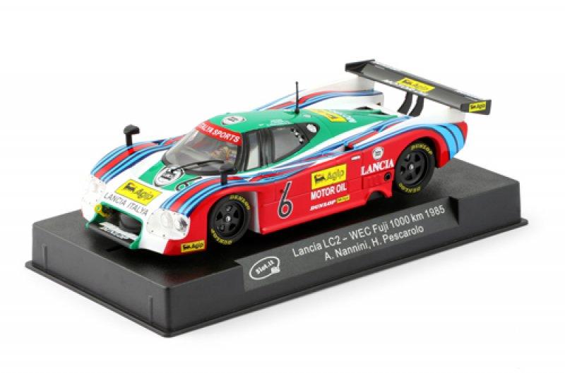 Lancia LC2 - No. 6 Fuji 1000 Km 1985