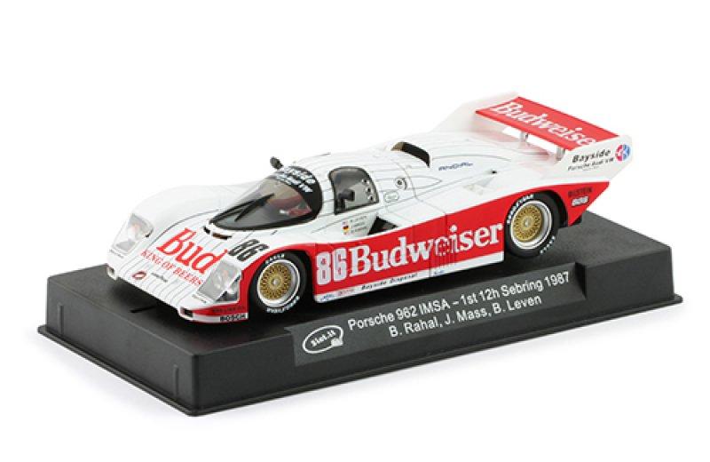Porsche 962 IMSA - #86 - 1st 12h Sebring 1987