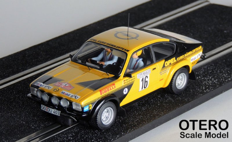 Opel Kadett C GT/E 1976 Gr.4