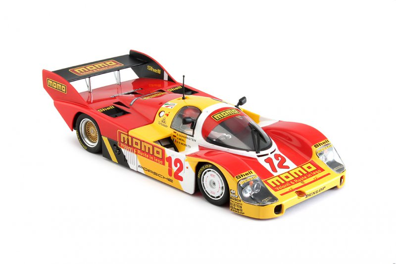 Porsche 956 KH Mugello 1983 #12