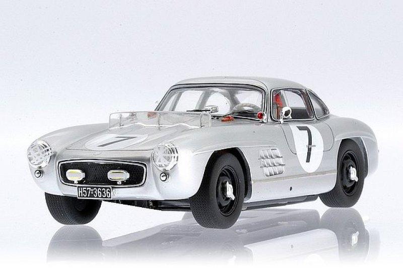 Mercedes Benz 300SL Le Mans 1956 #7 von TOP SLOT