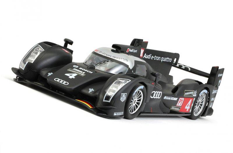 Audi R18 e-tron quattro # 4 24h Le Mans test 2013