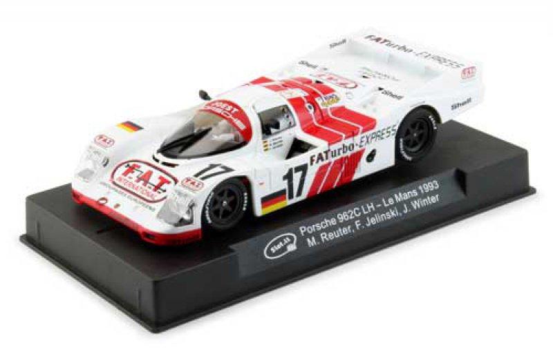 Porsche 962C LH - # 17 - Le Mans 1993