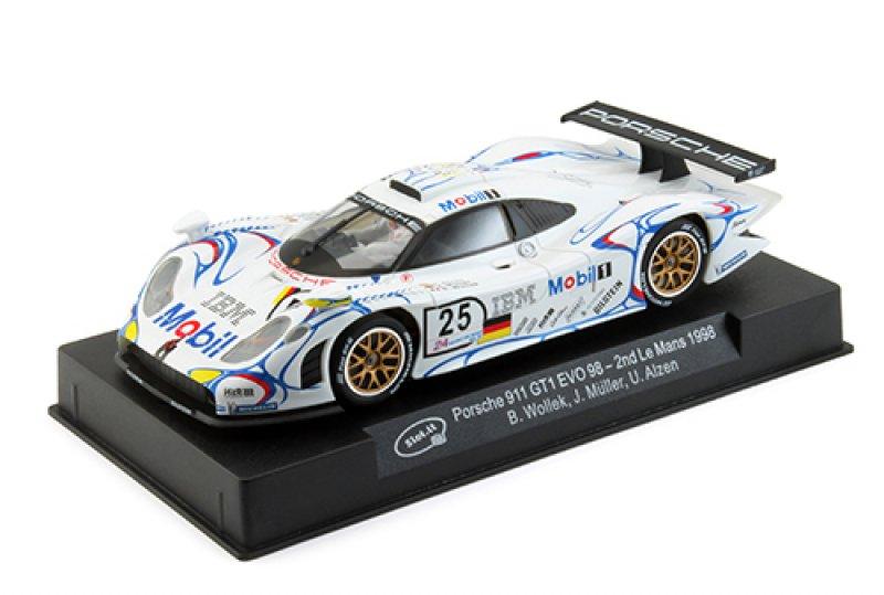 Porsche 911 GT1 EVO 98 - # 25 2nd 24h Le Mans 1998
