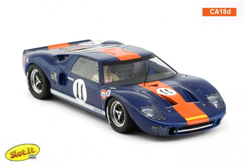 Ford GT40 Daytona 1967 #11