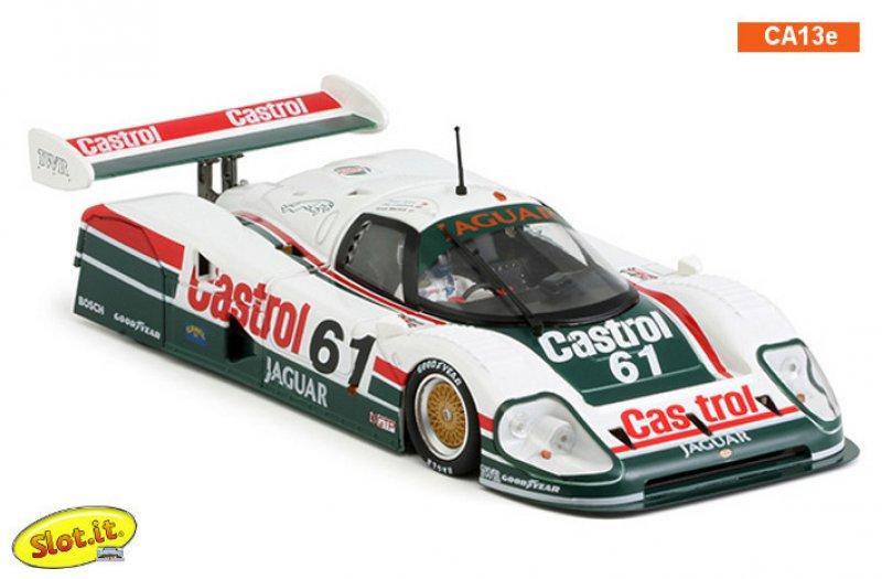 Jaguar XJR12 Daytona 1990 #61
