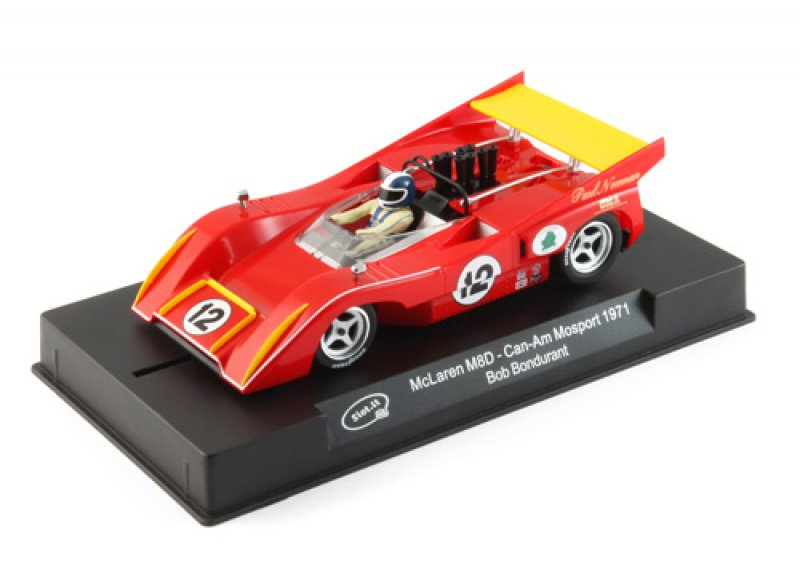 McLaren M8D - #12 Can-Am Mosport 1971