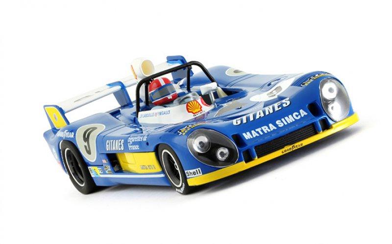 Matra-Simca MS 670B #9 Le Mans 1974
