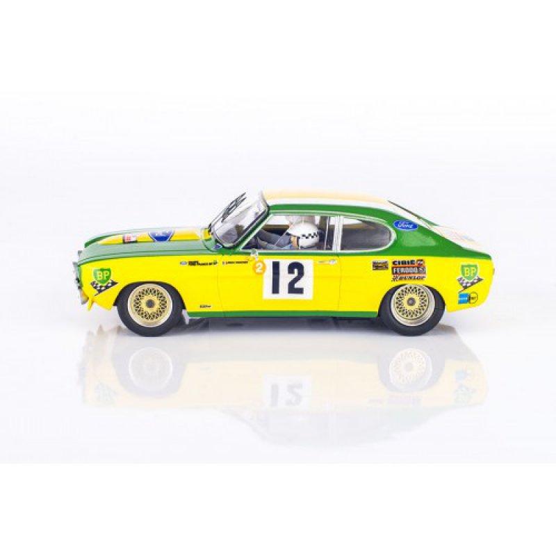 Ford Capri 2600 RS Tour de Corse 1972