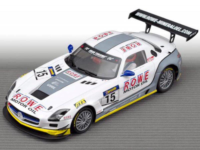 Mercedes SLS AMG GT3 Nürburgring 2011 #15