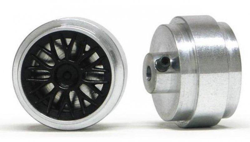 Felgen Aluminium 17,3 x 10 mm von Slot.it