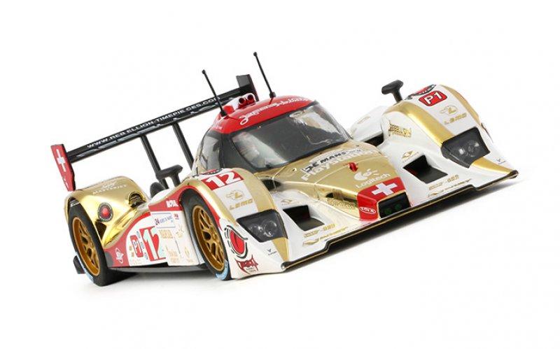 Lola B11/80 - #12 - 24h Le Mans 2010