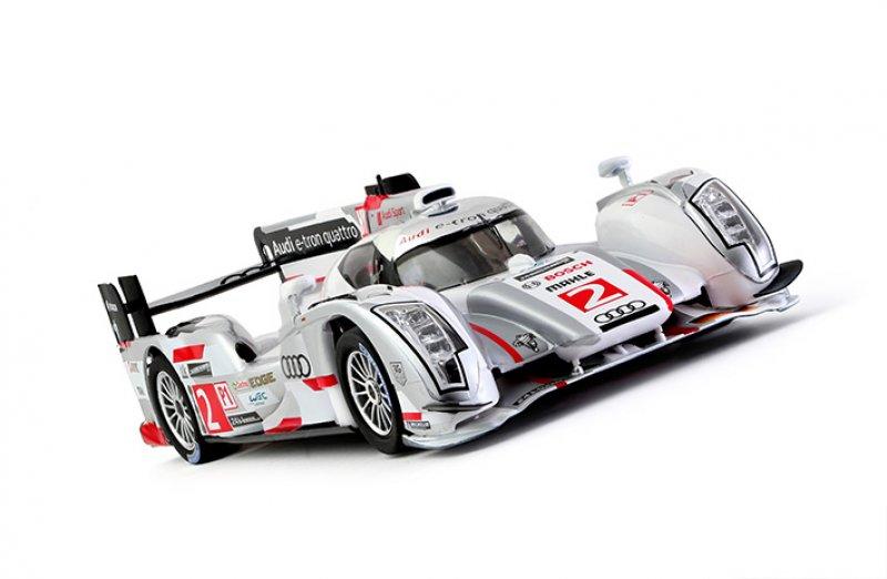 Audi R18 e-tron quattro #2 - 1st 24h Le Mans 2013
