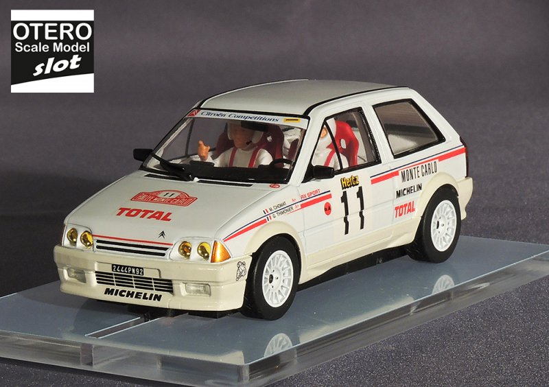 Citroën AX Montecarlo 1988