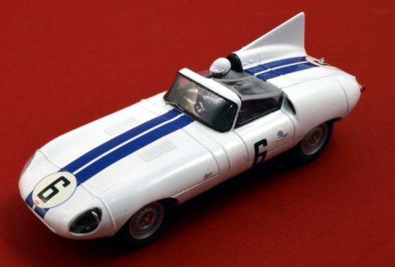 Jaguar E2A Le Mans '60