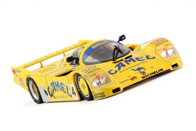 Porsche 962C 85 #4- Le Mans 1988