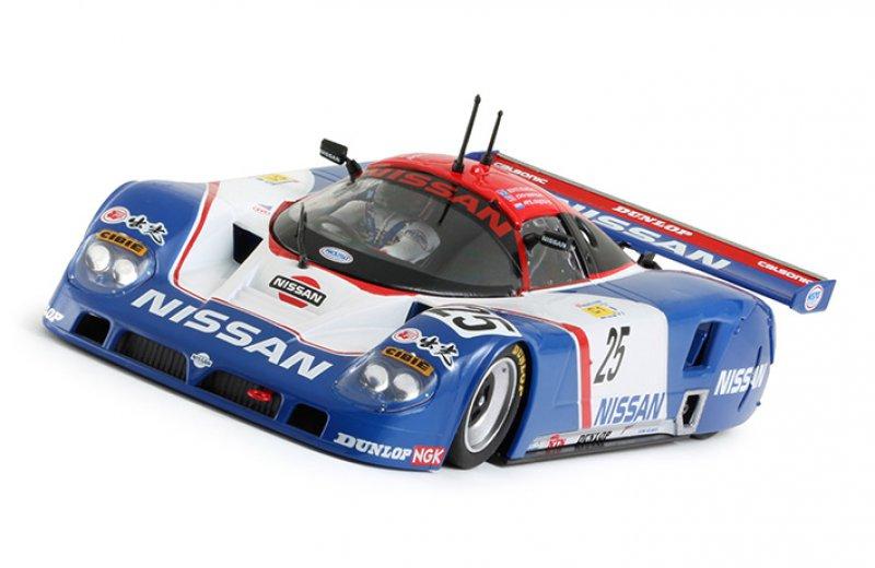 Nissan R90V - #25 - 24h Le Mans 1989