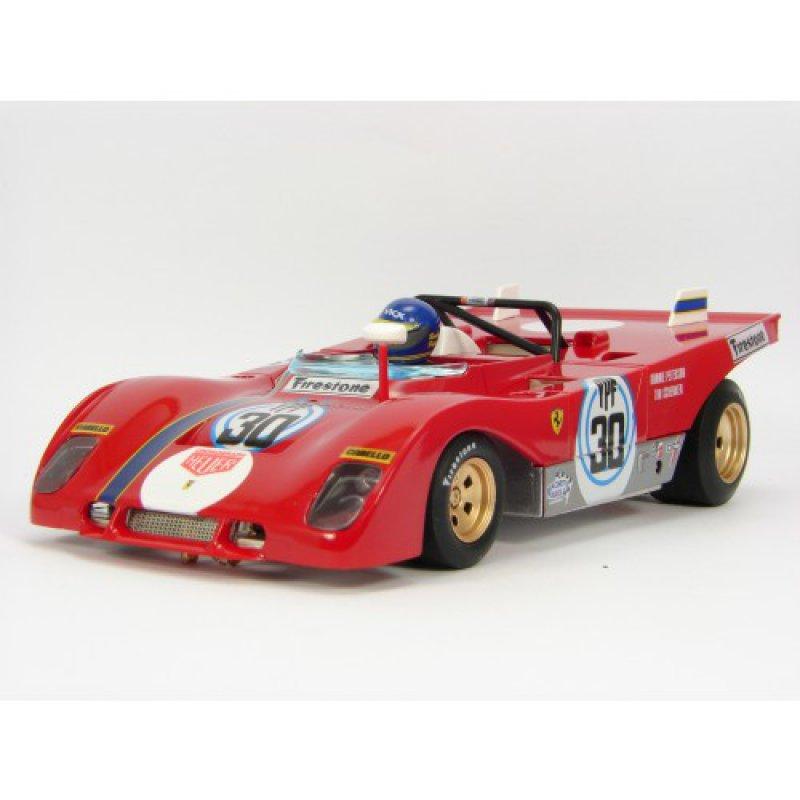 Ferrari 312 PB 1000km Buenos Aires 72 Ronnie Peterson - Tim Schenken