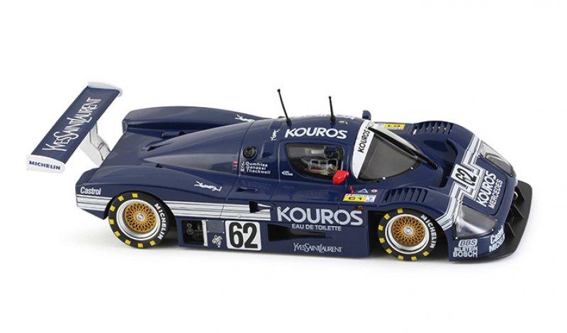 Sauber-Mercedes C9 - #62 - 24h Le Mans 1987