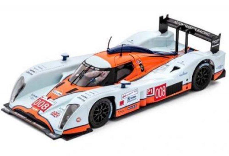 Lola Aston Martin DBR1-2 - #22 - 24h Le Mans 2011