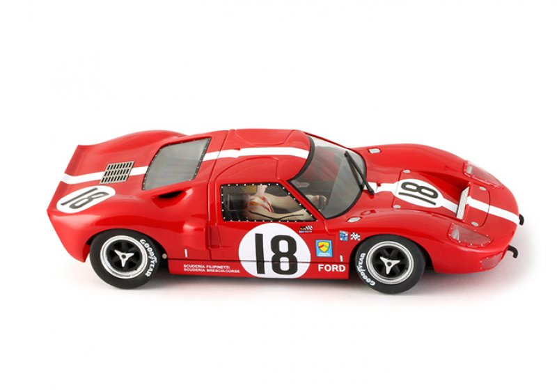 Ford GT40 - #18 24h Le Mans 1967