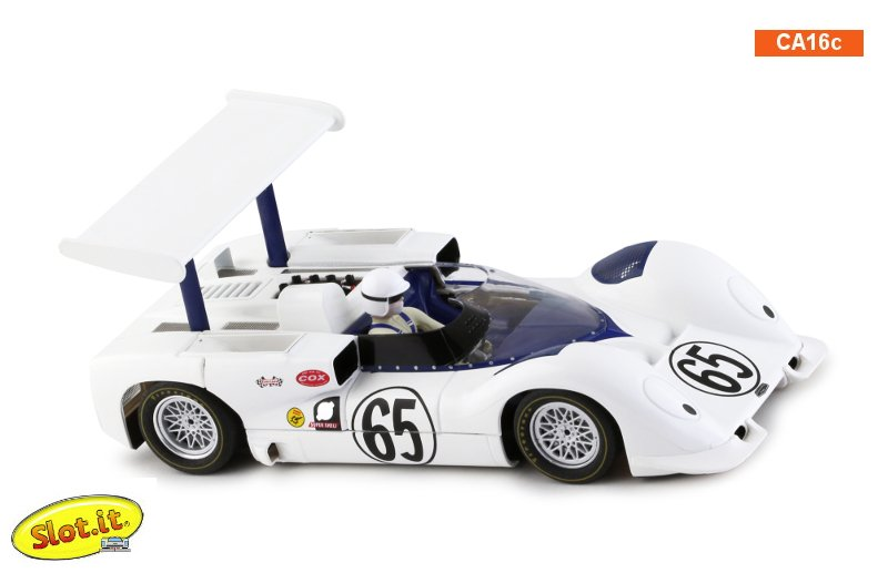 Chaparral 2E - n. 65 1st Governor's Trophy & Nassau Tourist Trophy 1966