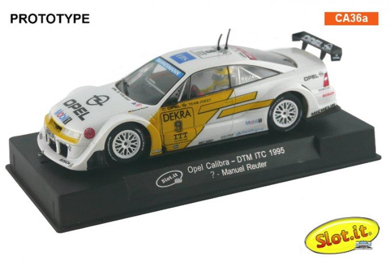 Opel Calibra DTM Hockenheimring 1995 #9